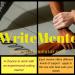 #WriteMentor program