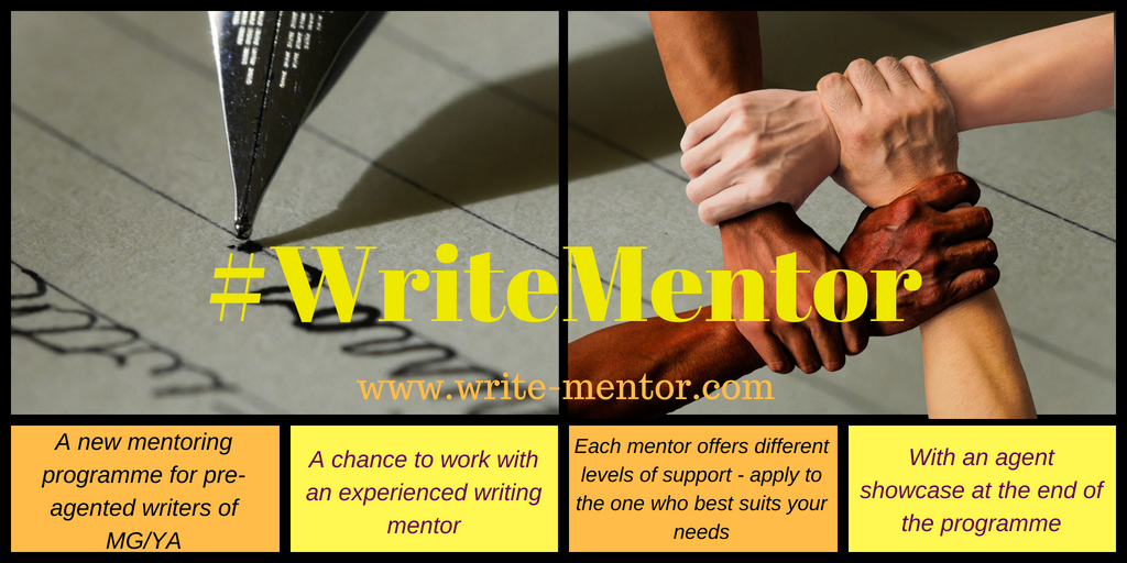 #WriteMentor program