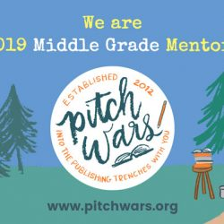 We are 2019 PitchWars Middle Grade Mentors!